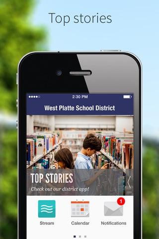 West Platte School District screenshot 1