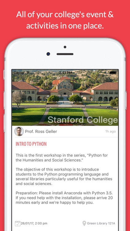 PocketBoard - Social Network For College