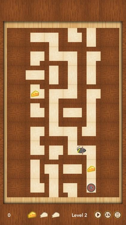 Wind Up Maze screenshot-3