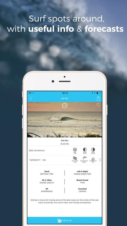 SurfingWays - Surf Guide screenshot-4