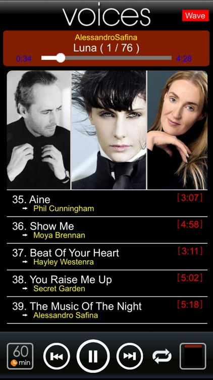 [5 CD]BEST of VOICES[Classical Crossover Vocal] screenshot-4