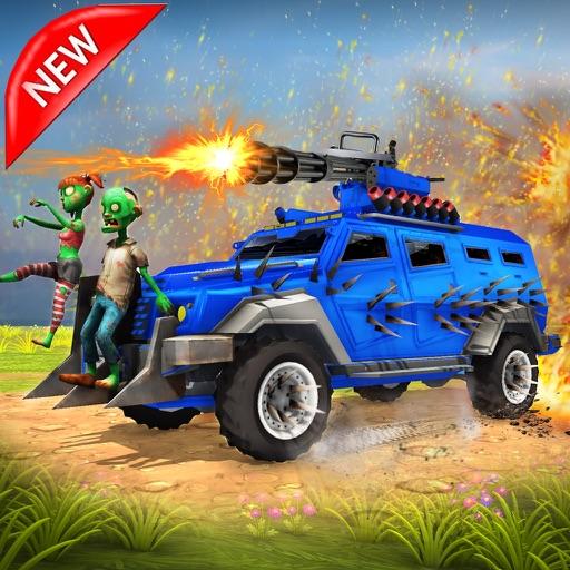 Zombie Safari Adventure – Offroad Survival Game