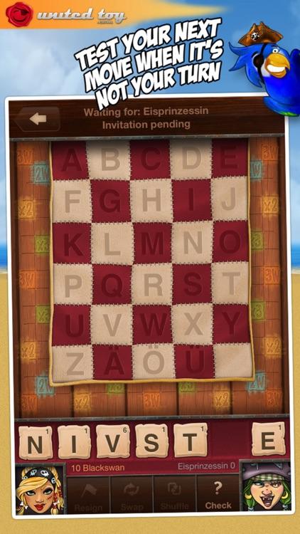 Words+ ~ a Scrabble like game ~ turn-based screenshot-4