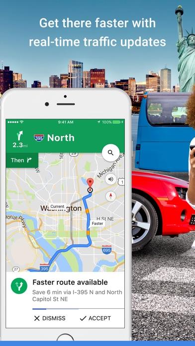 Google Maps - GPS Navigation app image