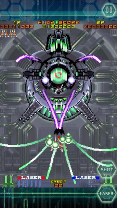 Screenshot from RayForce