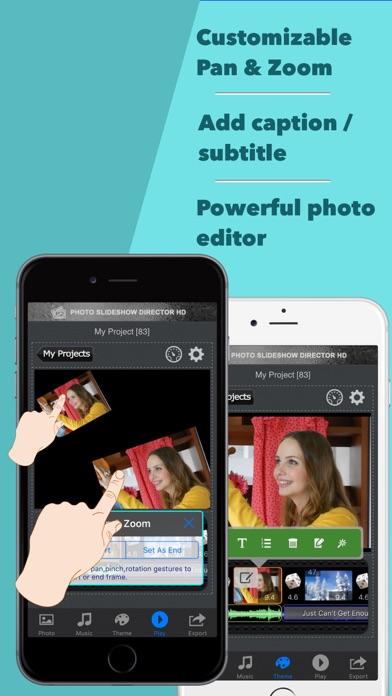Photo Slideshow Director Pro review screenshots