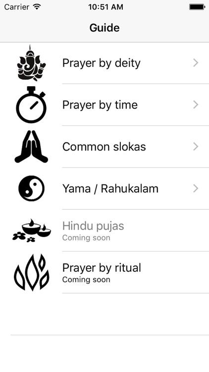 Hindu Prayer Book