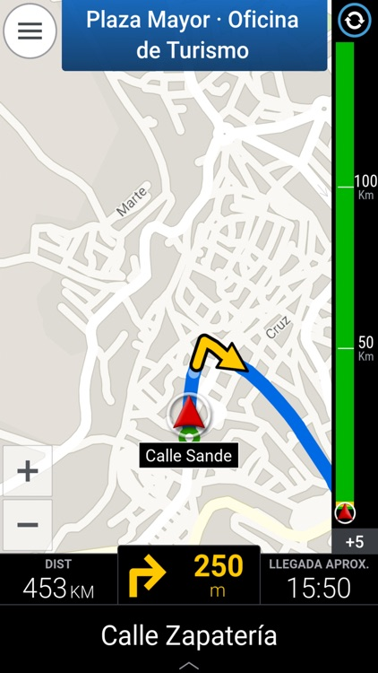 CoPilot Iberia - GPS Navigation & Offline Maps screenshot-4