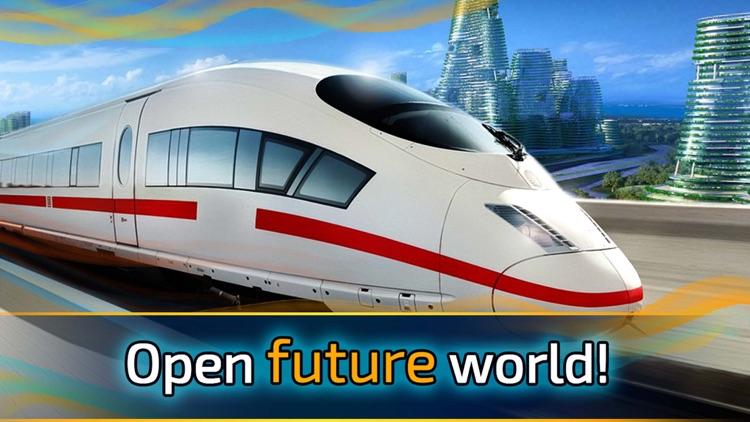 Future Train Driving