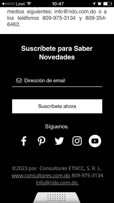 RevistaRido screenshot 4