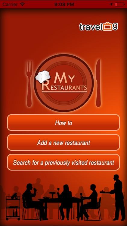 My Restaurants