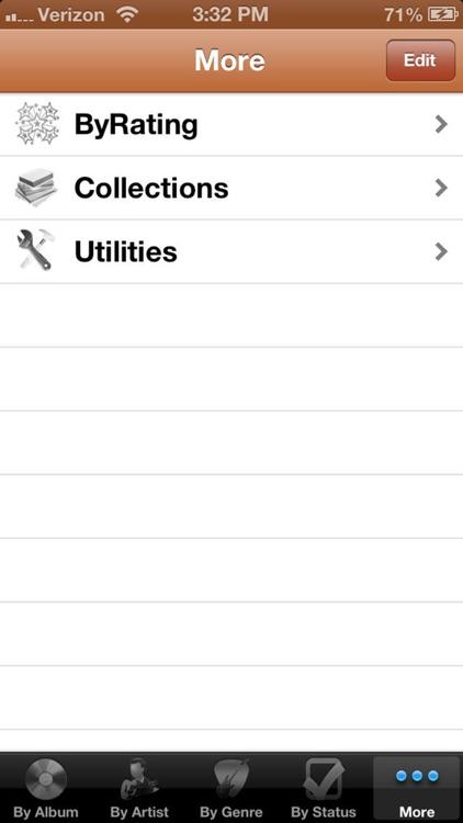 Disc Tracker screenshot-4