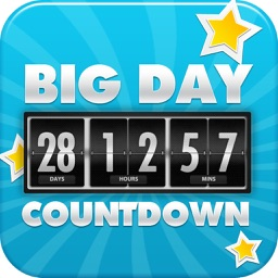 """Big Days of Our Lives """" Event Countdown Timer """""""