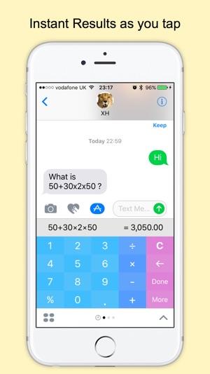 Xmart Calculator Pro Screenshot