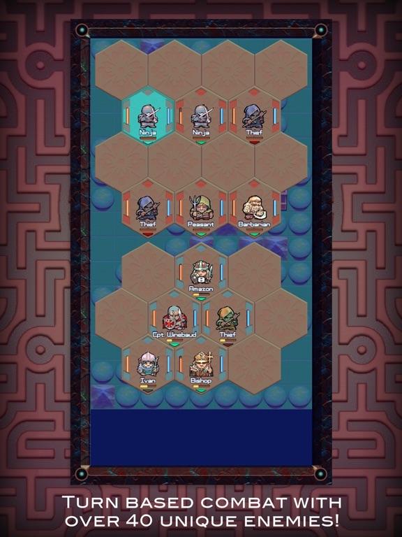 Screenshot #3 for MazeQuest - An Adventure RPG