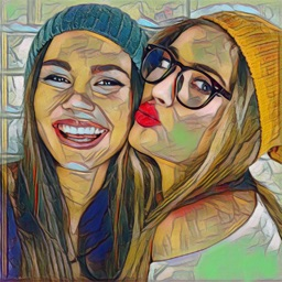 Art Filters & Effects - Cool Art Photo Editor