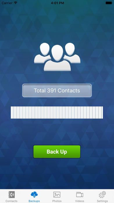 download My Contacts Backup with Photo and Video apps 1