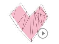 Animated Geometric Things Sticker