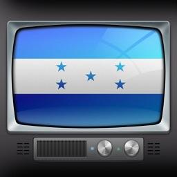 Televisión de Honduras Guía para iPad