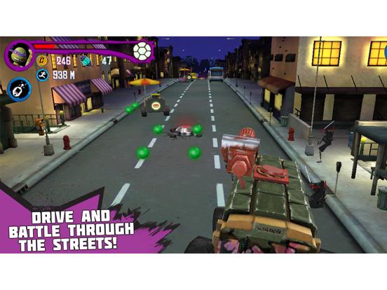 Teenage Mutant Ninja Turtles: Rooftop Run - Screenshot 5