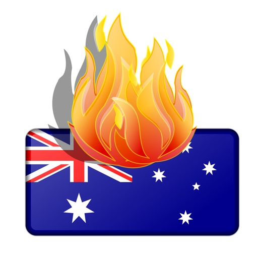 Fire in Australia New Zealand
