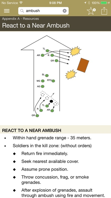 Army Ranger Handbook screenshot-1