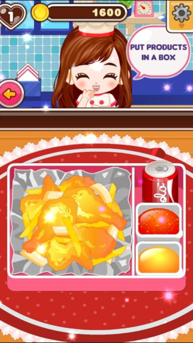 儿童游戏 - 儿童最爱做饭游戏 screenshot two