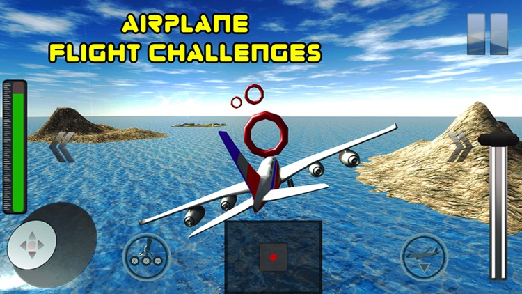 Airplane Flight Simulator 2017: Real Flying Pilot by Nasru