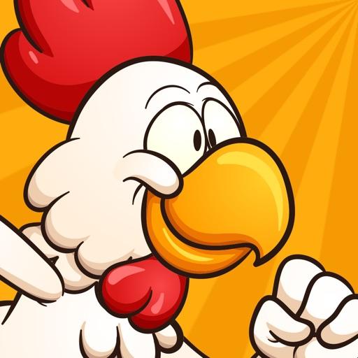 Chicken Run - Adventure Running Game