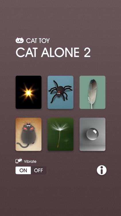 CAT ALONE 2 - Cat Toy screenshot-0
