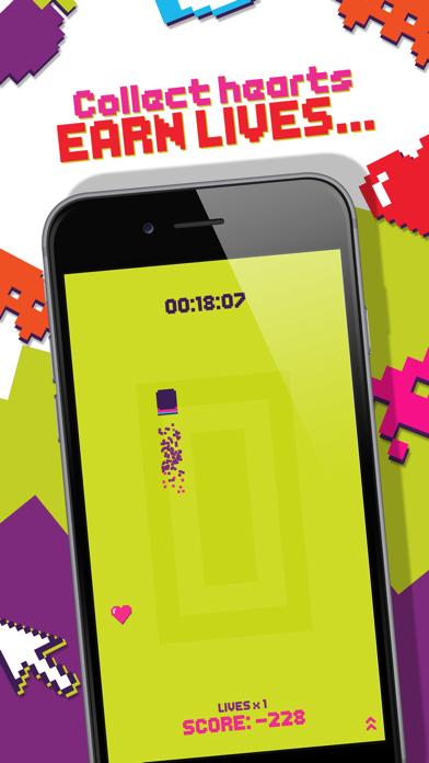 Pixel Dash - Test Your Reaction Speed Game screenshot 3