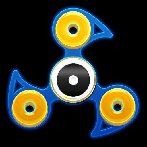 Fidget Spinner - Glow Toy