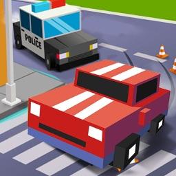 赛车游戏:全民狂野大作战游戏