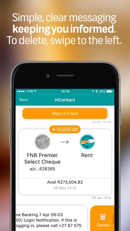 FNB Banking App screenshot-3