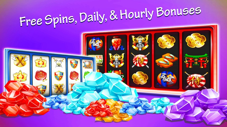 Slot Casino - Three Dancin' Diamonds screenshot-3