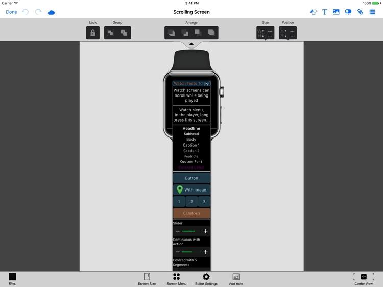 AppCooker 2.0 - Prototyping screenshot-4