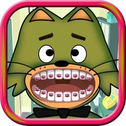 Dental office channel teeth Princess