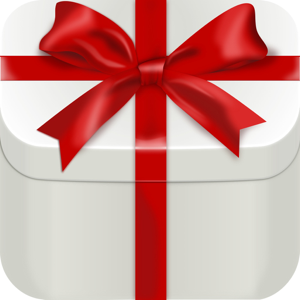 The Christmas List app