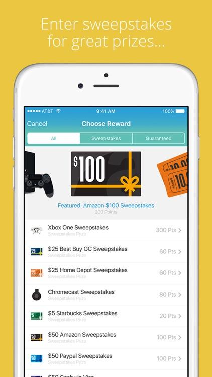 Panel App - Win Prizes. Earn Rewards.