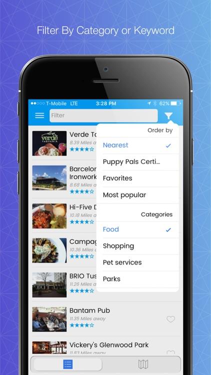Puppy Pals Premium - Find Dog Friendly Venues Near screenshot-3