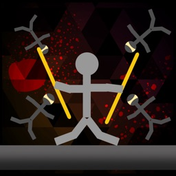 Stickman Warriors Heroes-Drunken Wrestler Dismount