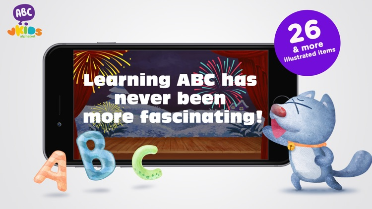 Alphabet Learning - ABC  Games for kids & toddlers screenshot-4