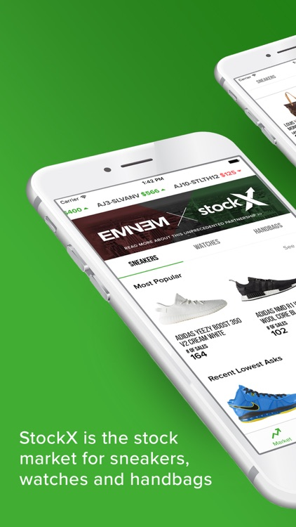 StockX - Buy & Sell Sneakers, Watches and Handbags