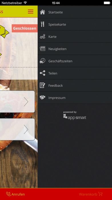 Leone Pizza-ExpressScreenshot von 2