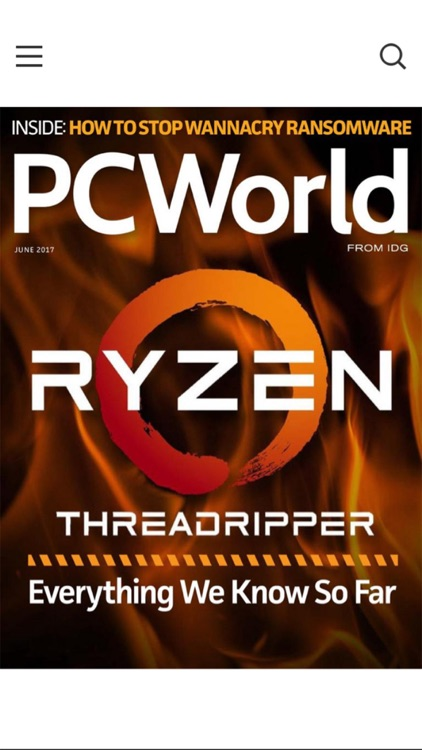PCWorld Digital Magazine (U.S.) screenshot-0