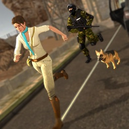 US Border Watch Sniffer : Security Dog Game