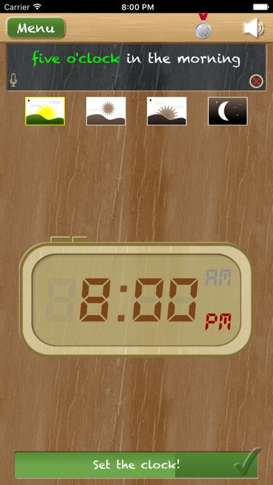 Set The Clock review screenshots