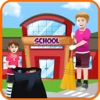 School Repair & Fix It - Repairing Games