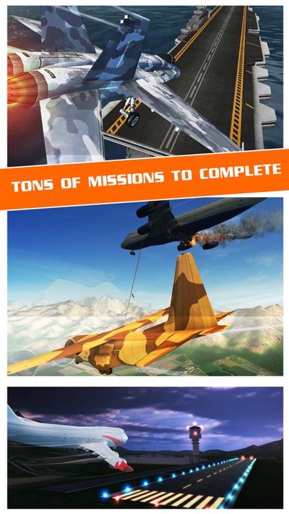 Flight Pilot Simulator: 3D Flying Games