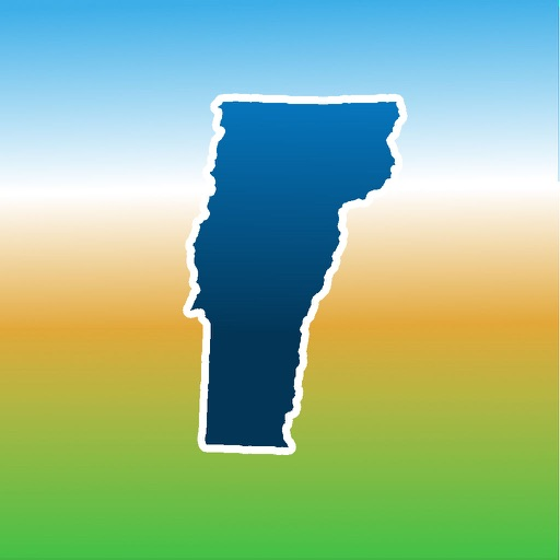 Aqua Map Vermont VT Lakes - GPS Nautical Charts
